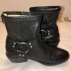 Frye kids Leather ankle boots good condition